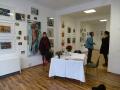 Kunst schenken - Weihnachtsausstellung 2014