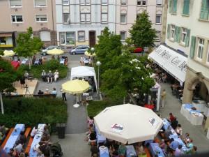 Brahmsplatzfest-Platz